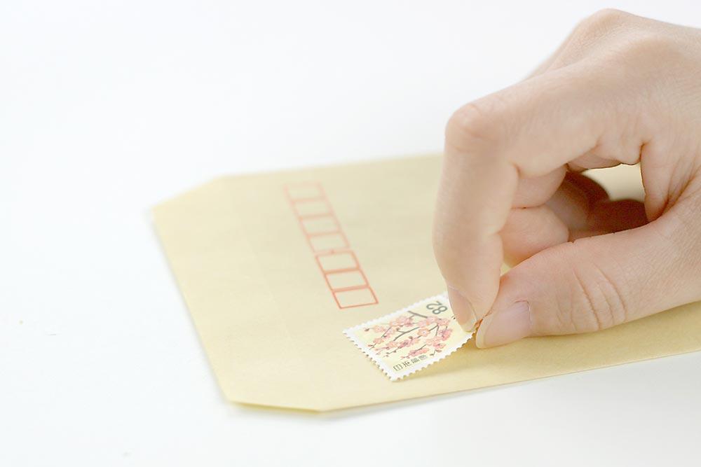 郵便料金の目安 A4用紙なら4~5枚まで82円で送れるのを覚えておこう!