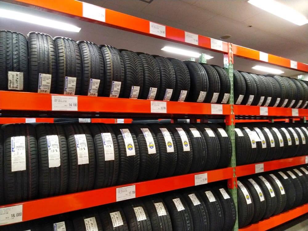 COSTCO(コストコ)のタイヤセンターは一流メーカー品が格安で購入できる