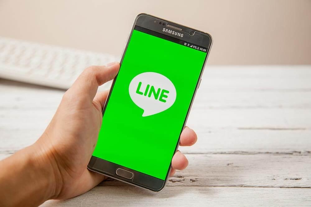 LINEの友だちアイコンの右上に付いている緑色の点って何?