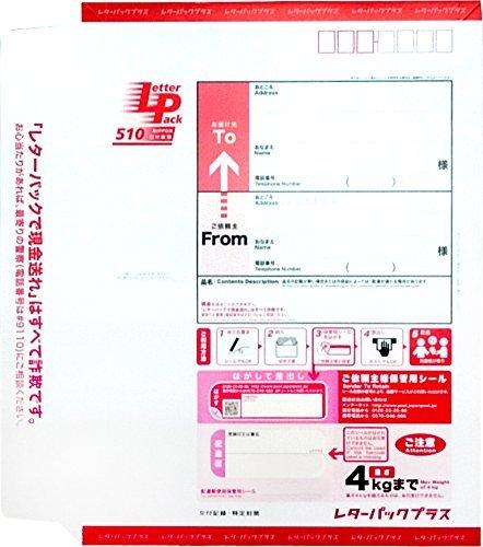 日本郵便 レターパック プラス 【10枚組】