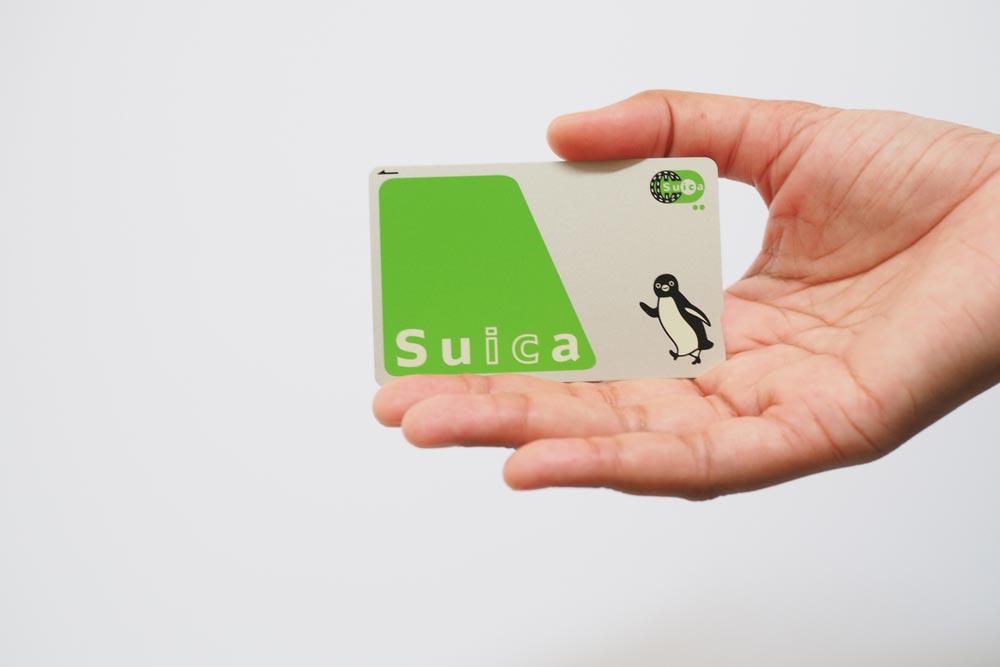 ICカードのSuica(スイカ)やPASMO(パスモ)は「記名式」に変更すれば紛失しても再発行可能!