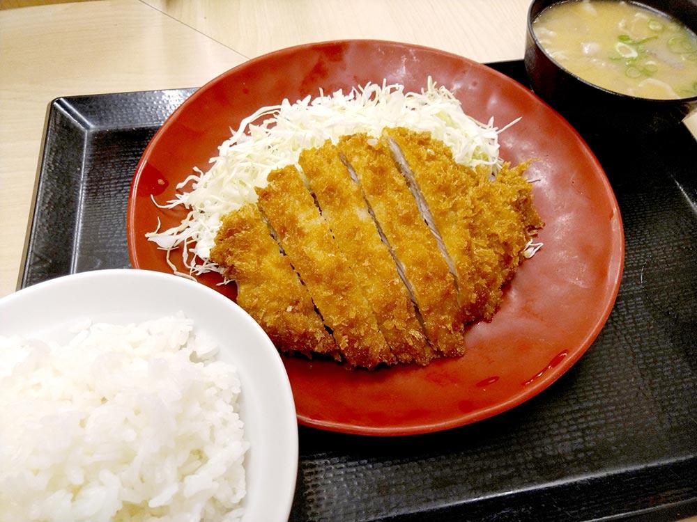 【裏メニュー】とんかつ・かつ丼の「かつや」は三つ葉や玉ねぎの量を調整できる!