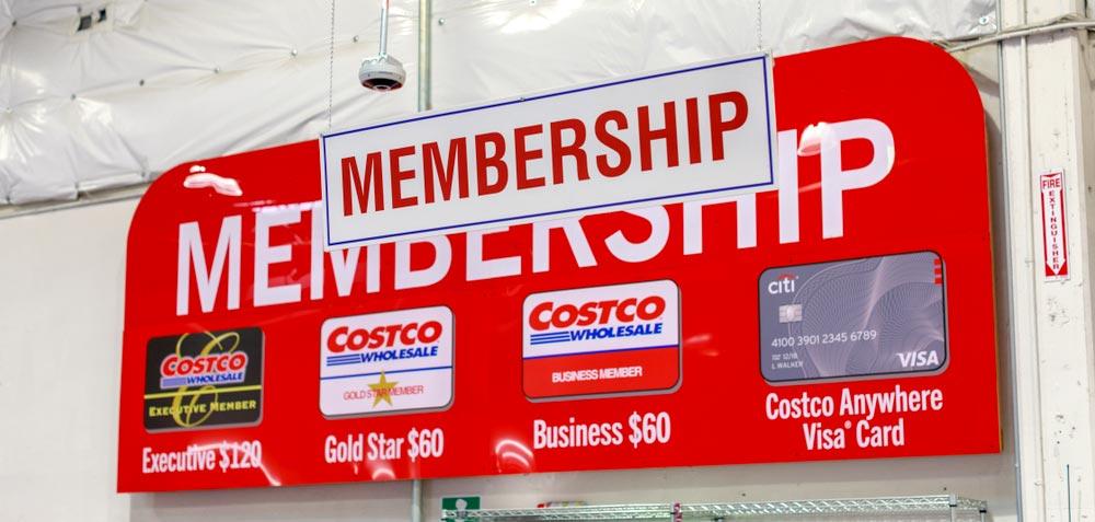 COSTCO(コストコ)で「エグゼクティブ会員」制度がスタートしたが本当にお得なのか?