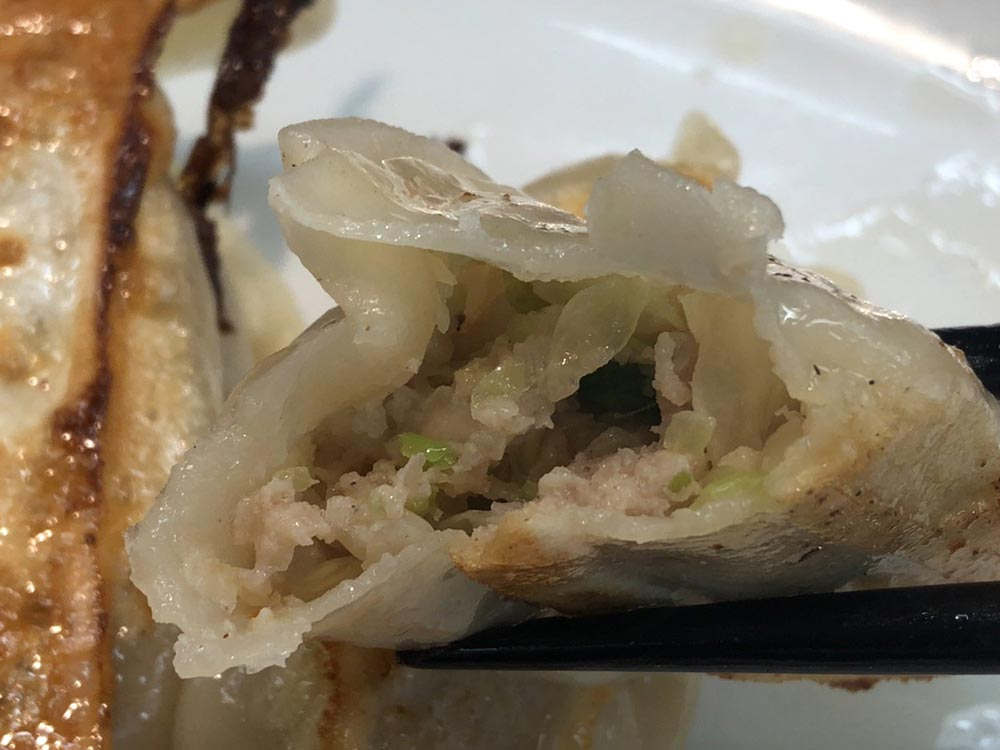 餃子の王将「にんにくゼロ生姜餃子」食してみた! ニンニクのパンチはないが「全然アリ」だった