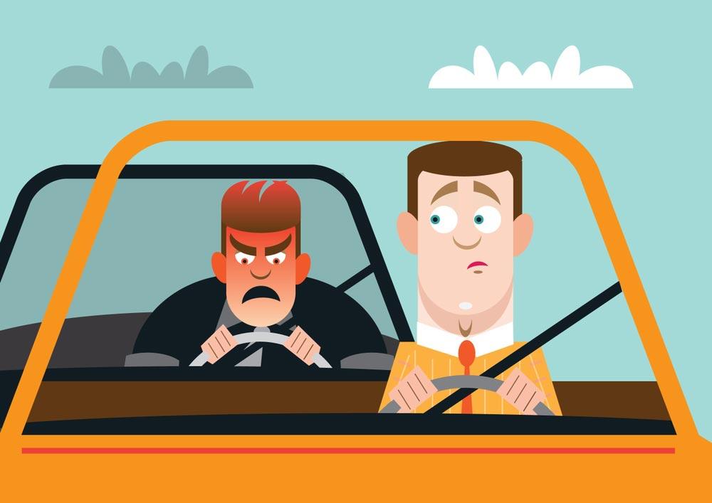 危険! 「あおり運転」しない、されないための対策と対処方法!