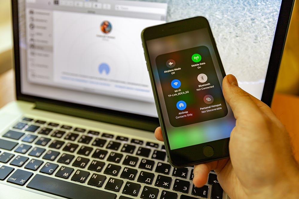 iPhoneのiOS 13からWi-Fiのアクセスポイント変更がコントロールセンターから可能に!