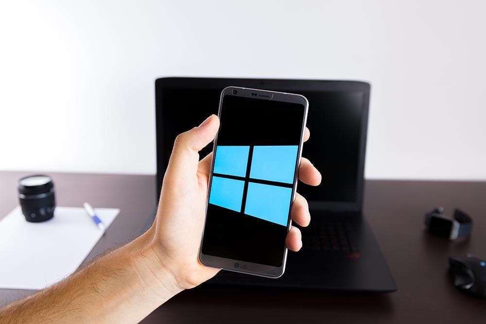 Androidスマホに届いた通知をWindows(パソコン)で表示させる方法!