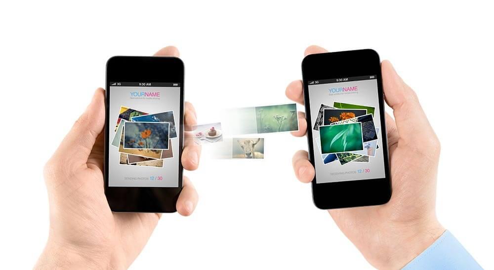 iPhoneやAndroidで友だちや家族で撮った大量の写真をみんなで共有する方法!