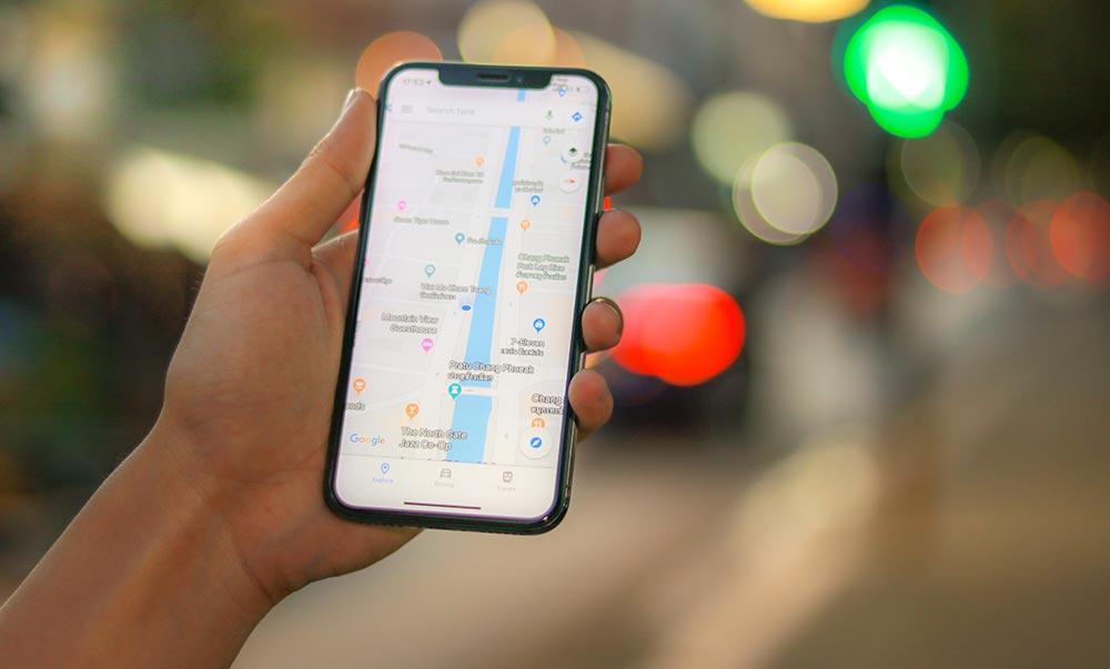 iOS 13 iPhoneの「マップアプリ」経路検索が新機能でもっと便利に!