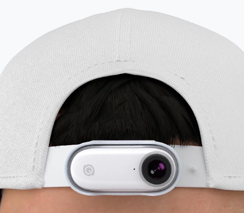 「GoPro」より軽い! 超小型の親指サイズカメラ「Insta360 GO」はアクセサリーが豊富!