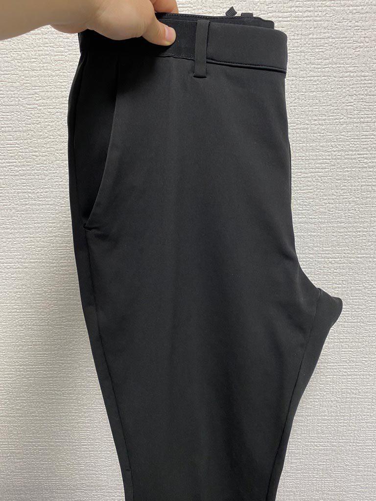 ユニクロの感動パンツよりも感動する「EZYアンクルパンツ」のここが凄い!