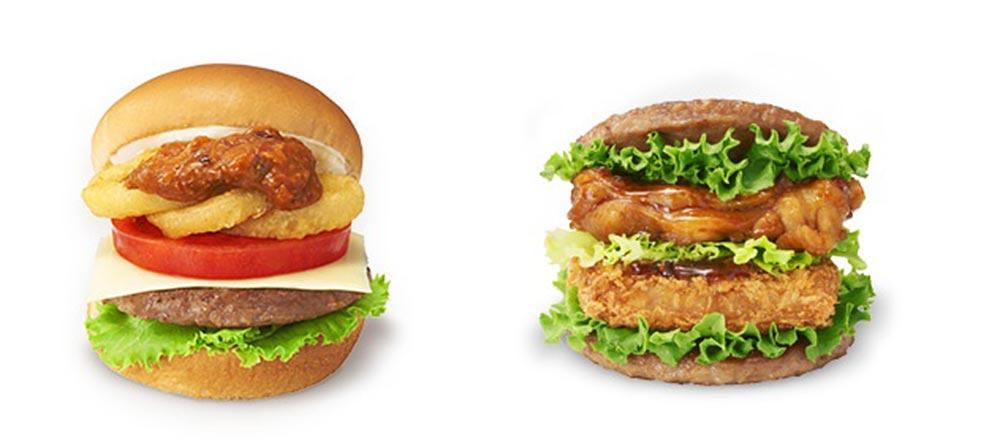 モスバーガーは「野菜多めで!」が無料! ソースなしの「塩ナゲット」も注文できる