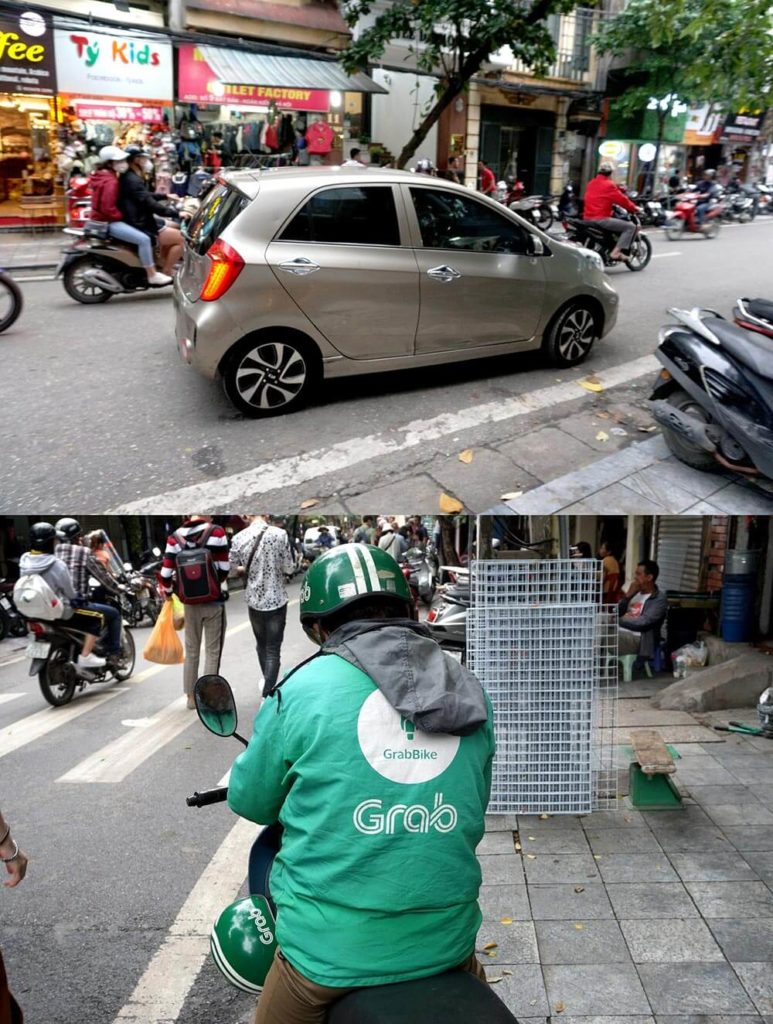 ベトナム出張・旅行で活躍! 筆者が配車アプリ「Grab(グラブ)」を使ったら超便利だった!