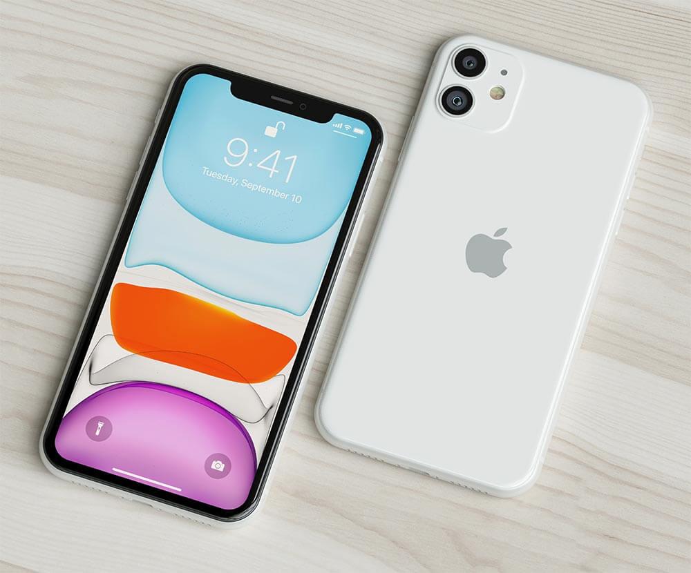 iPhoneホーム画面のアプリアイコンを複数まとめて移動させる方法