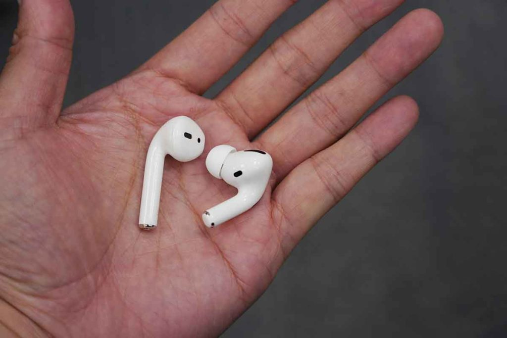 AirPods・AirPods Proを片耳だけで使う方法 独立ワイヤレスだから簡単にできる!