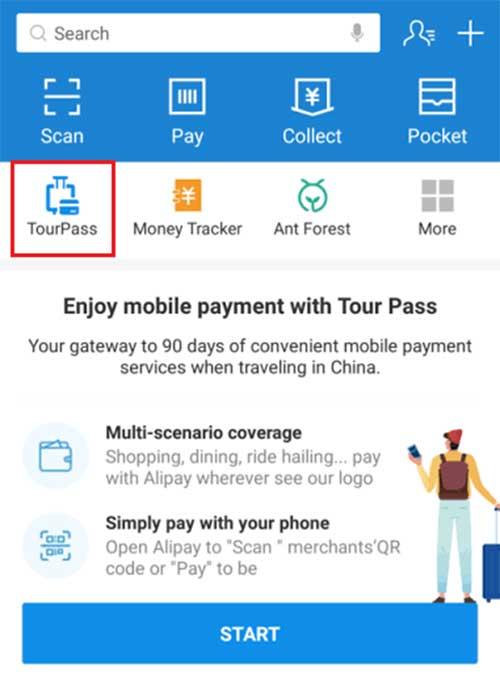 【悲報!】AliPay(アリペイ)の外国人向け「Tour Pass」が5%の手数料を徴収!