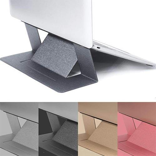 【AMARITU・FASHION】姿勢が楽!PCと一体化!世界最薄クラスのノートPCスタンド