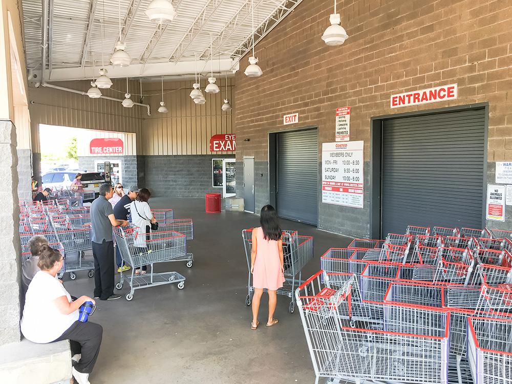 初めてのCOSTCO(コストコ)で効率よく買い物をするための9つの掟