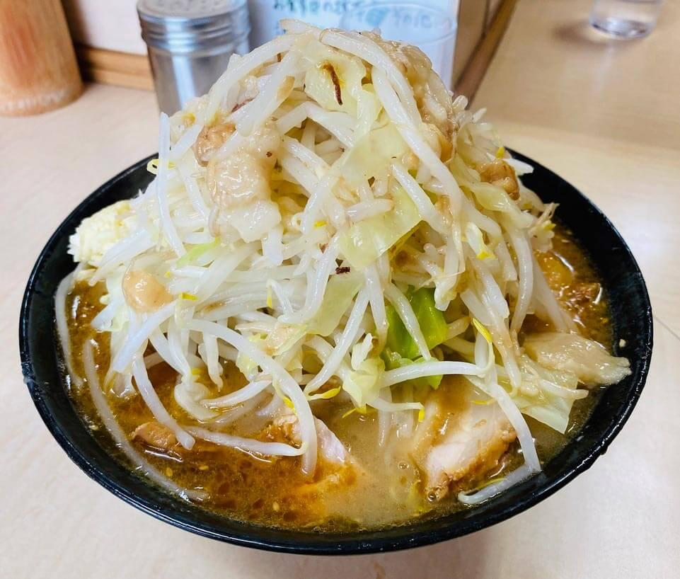 【ラーメン二郎】味噌味を食べて筆者は思った、むしろ二郎ではこれが一番なのでは?