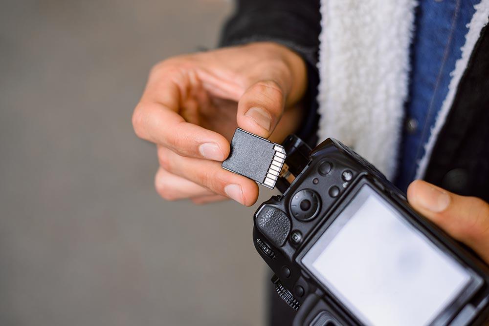 うっかりSDカードから削除してしまったデジカメ写真を復元する方法