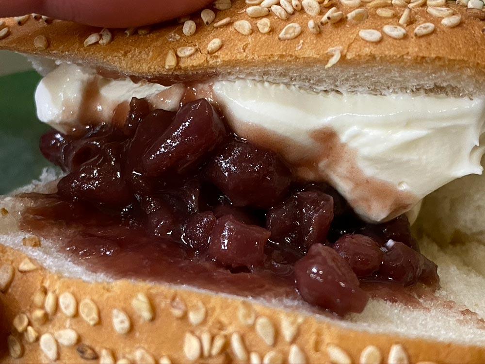 サブウェイの「あんこ&マスカルポーネ」 筆者が抱いていたサンドイッチ像が覆された