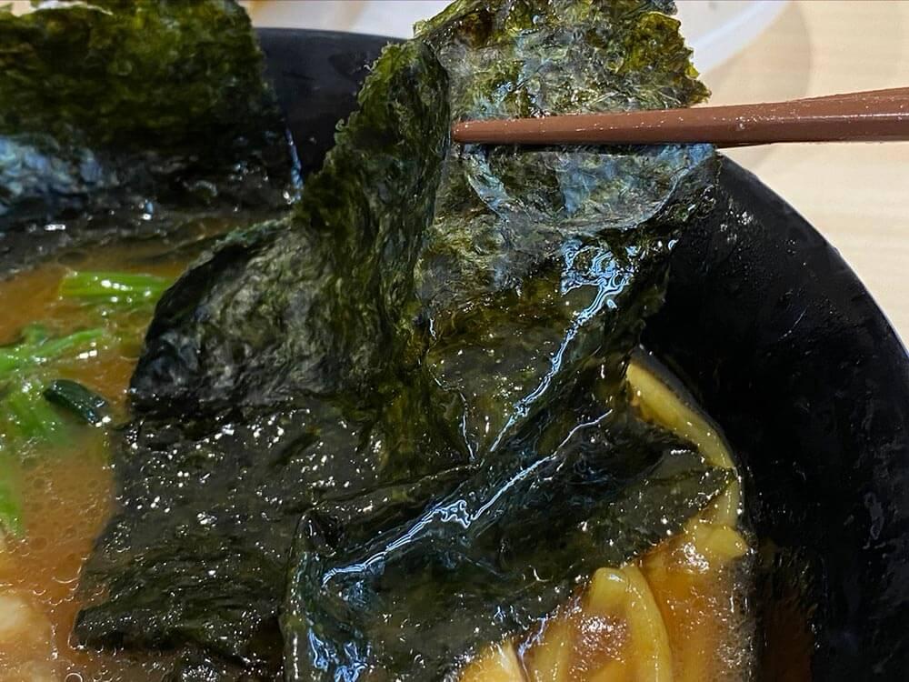 【朗報】はま寿司の家系ラーメンを筆者は正直侮っていた。 はま、やりおるなー