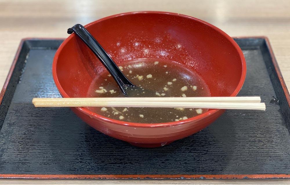 ゆで太郎の1杯490円「肉あんかけ中華」は飲んだ後の締めに最適な1杯だった