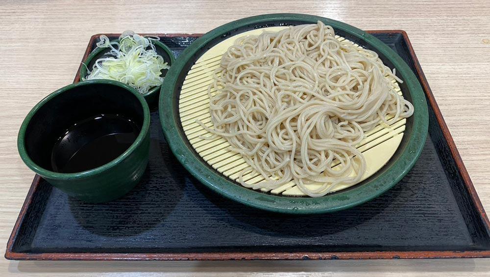 立ち食いそば『ゆで太郎』これはすごい。初訪問で感じたコスパのよさと富士そばとの違い