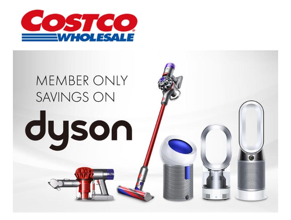 COSTCO(コストコ)セール情報【2020年3月12日最新版】dyson(ダイソン)製品が格安!