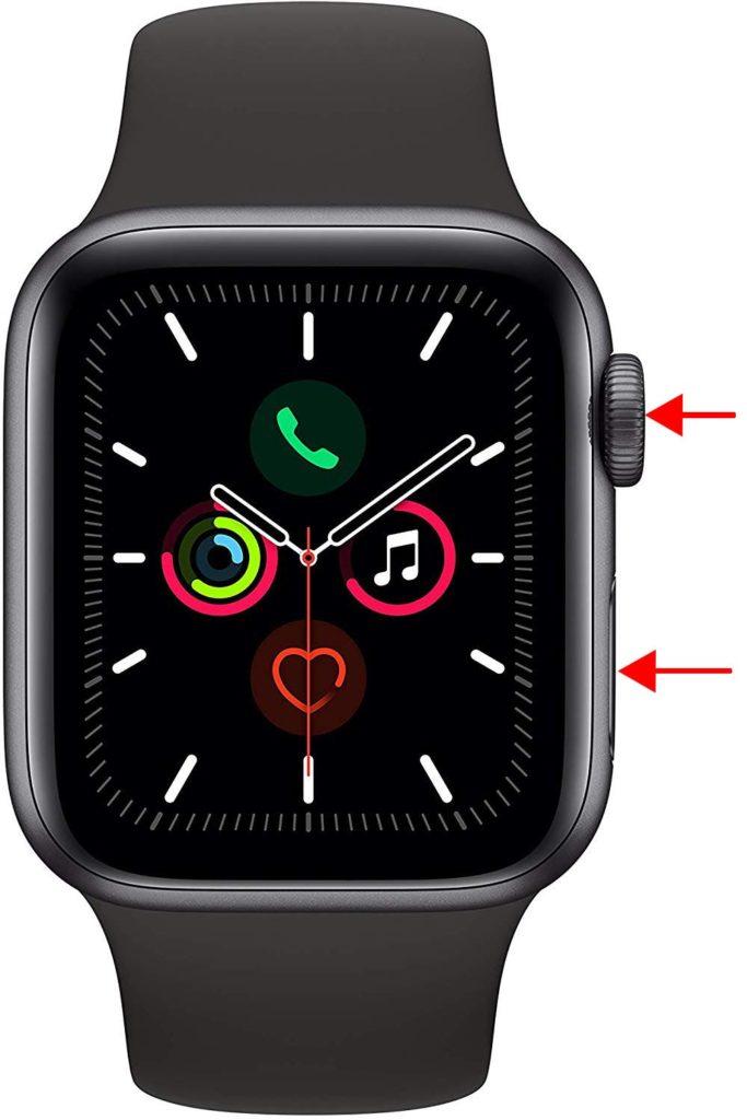 Apple Watchが調子悪いときに再起動する方法 充電中はできないので注意したい