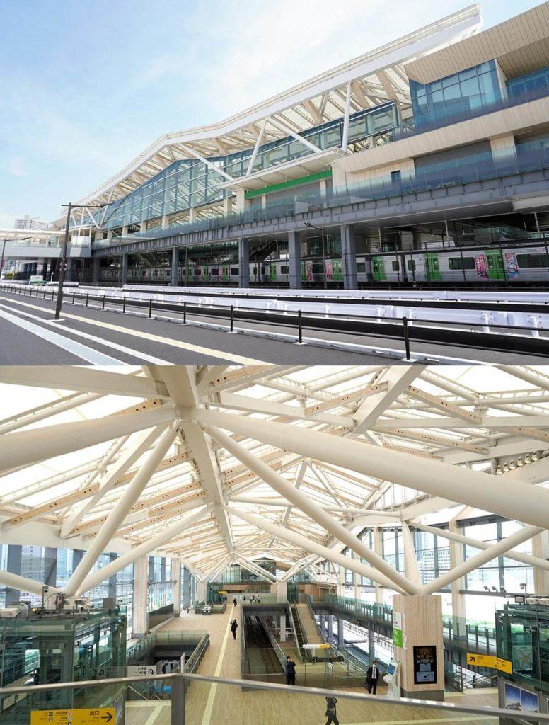 山手線「高輪ゲートウェイ駅」新駅の見どころ6選 行ったらココを見ておけ!