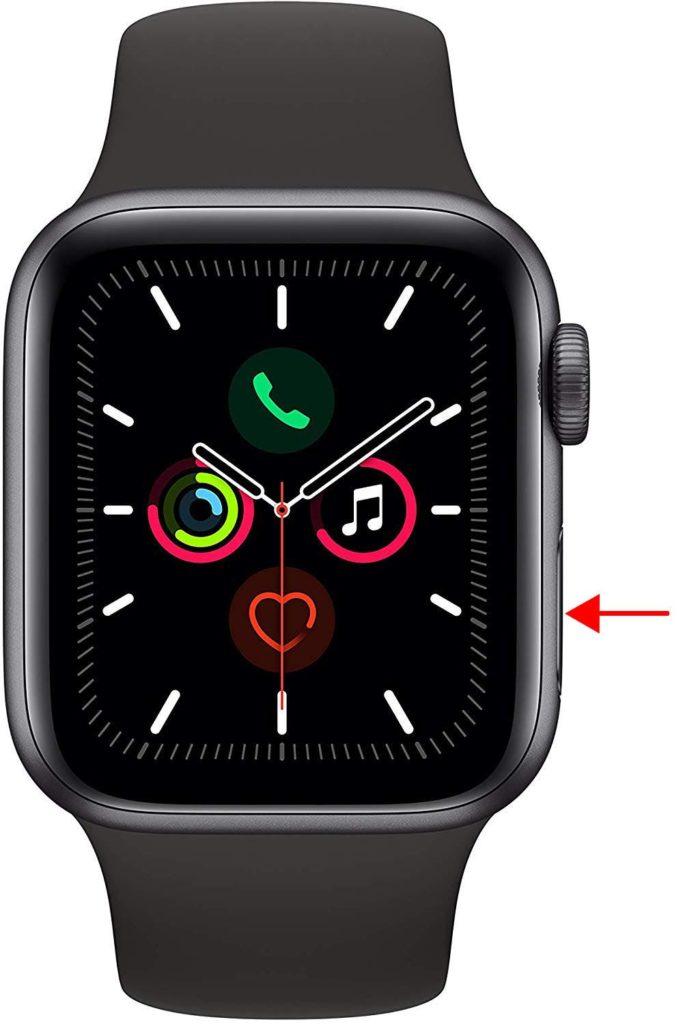 Apple Watchのバッテリーが切れそうなとき省電力モードにして節約する方法